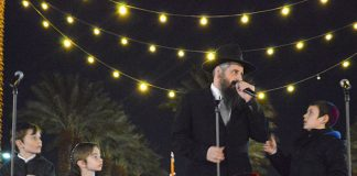 The District at Green Valley Ranch to Host Grand Menorah Lighting Event on December 4th