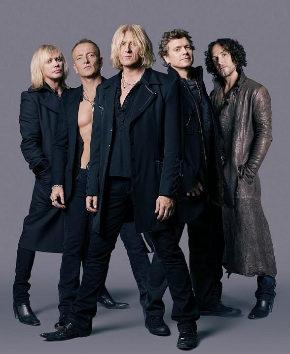Def Leppard & Journey Announce New Details for Colossal Co-Headlining North American Tour Coming to T-Mobile Arena Sept. 8