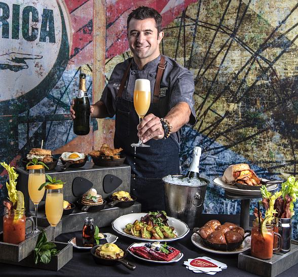 A New Freedom Comes to Downtown Las Vegas on August 5th - The Freedom 2 Brunch at Freedom Beat Inside the Downtown Grand Hotel & Casino