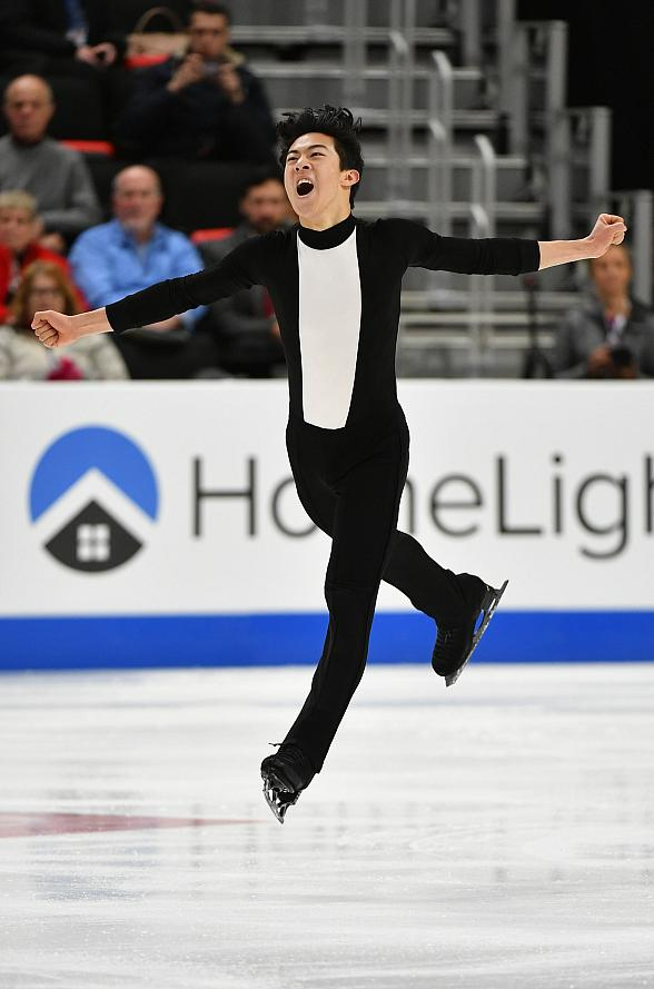 U.S. Figure Skating's 2019 Skate America Comes to Orleans Arena Oct. 18-20