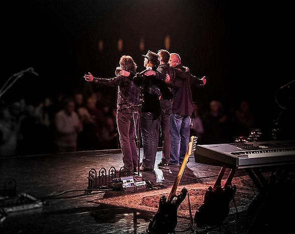 Hotel California, the Original Tribute to The Eagles, Coming to M Pavilion at M Resort Spa Casino March 14