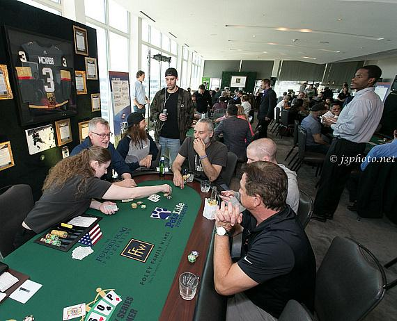 """CSOP to Host """"Knights of the Poker Table"""" Charity Event at Planet Hollywood Dec. 8 to Benefit Vegas Golden Knights Foundation"""