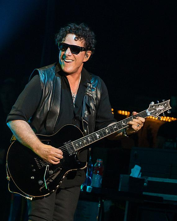 Neal Schon of Journey at The Joint