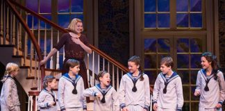 """The New National Touring Production of """"The Sound of Music"""" Premieres in Las Vegas at The Smith Center August 2-14"""