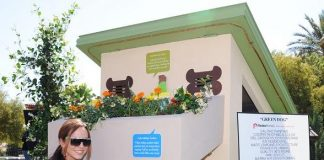 Celebs, Pups and Pet Mansions: Project Playhouse Pet Edition Kicks Off at Town Square