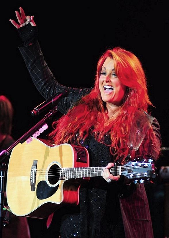 Country Superstar Wynonna Judd Brings
