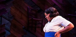 """Tony Award-Winning Broadway Revival of """"The Color Purple"""" to be Performed at The Smith Center April 24-29"""