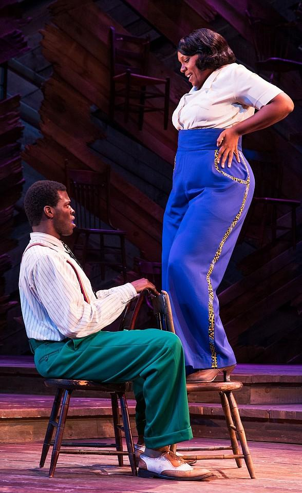 "Tony Award-Winning Broadway Revival of ""The Color Purple"" to be Performed at The Smith Center April 24-29"