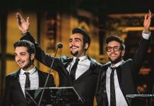 """Il Volo to bring """"Notte Magica - A Tribute to the Three Tenors"""" Tour to Park Theater at Monte Carlo March 25, 2017"""