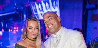 Tito Ortiz and Wilmer Valderrama Celebrate their Birthdays at Marquee and LAVO