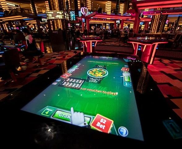 Caesars Entertainment Launches Las Vegas' First Interactive Video Gaming Experience at Planet Hollywood Resort & Casino