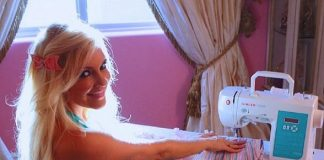 Bridget Marquardt to Host Apron Trunk Show at Sugar Factory Paris June 20