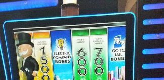 St. Patrick's Day Luck! A Guest at The Plaza Hotel & Casino Wins $1 Million Jackpot Playing Monopoly Millionaire