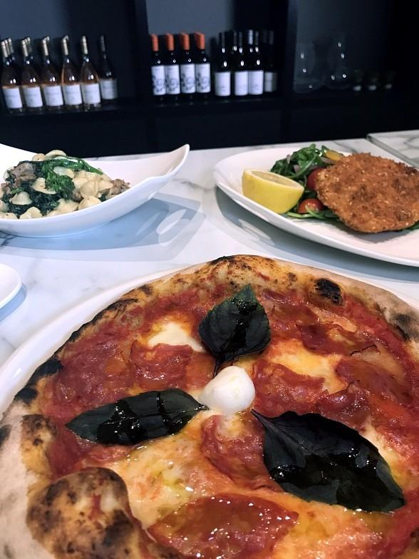 Contento Pizzeria and Bar Serves Up Your Kind of Pizza
