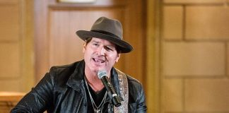 """Country Music Artist Jerrod Niemann Surprises Bride During Wedding at The Mob Museum with New Single, """"God Made A Woman"""""""