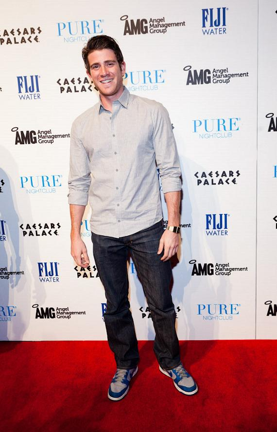 Bryan Greenberg at PURE Nightclub