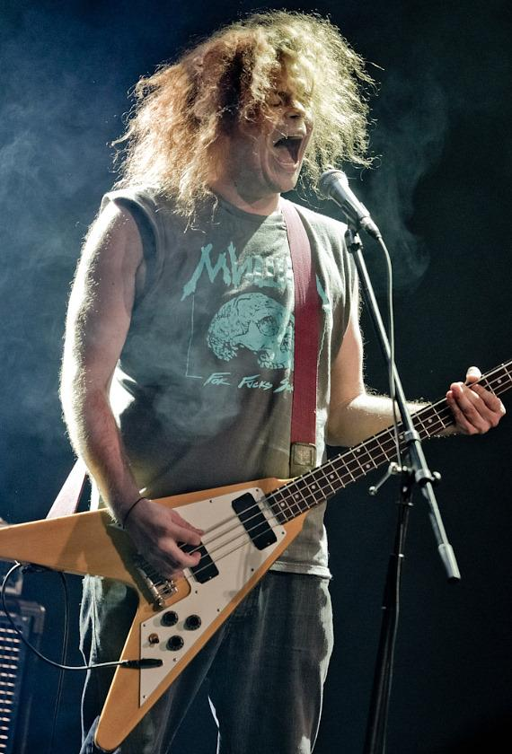WAVVES performs at The Joint at Hard Rock Hotel & Casino in Las Vegas