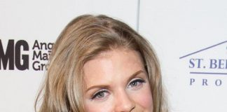 AnnaLynne McCord at PURE Nightclub