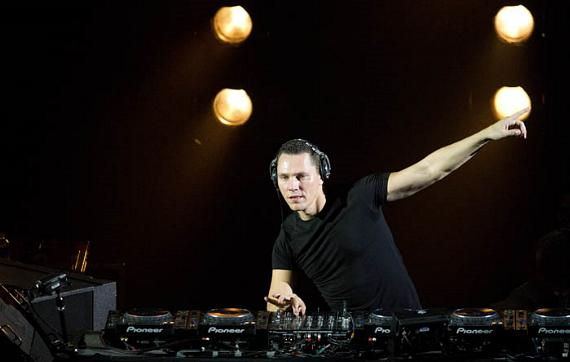 International phenomenon DJ Tiesto completed his 1 year residency at The Joint at Hard Rock Hotel & Casino setting a new bar for the size and scope of DJ events in Las Vegas and putting The Joint on the radar as the #1 Hottest Club in America in 2011 by Billboard Magazine