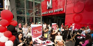 Miracle Mile Shops to Host Beauty Bash on April 14