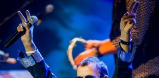 Ringo Starr and his All Starr Band Perform at The Pearl inside Palms Casino Resort