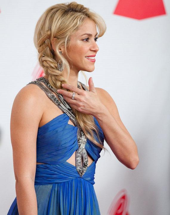 Shakira honored as The Latin Grammy Person of The Year at Mandalay Bay