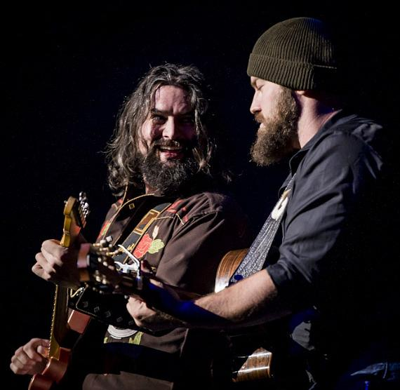 Zac Brown Band performs at The Joint in Hard Rock Hotel Las Vegas