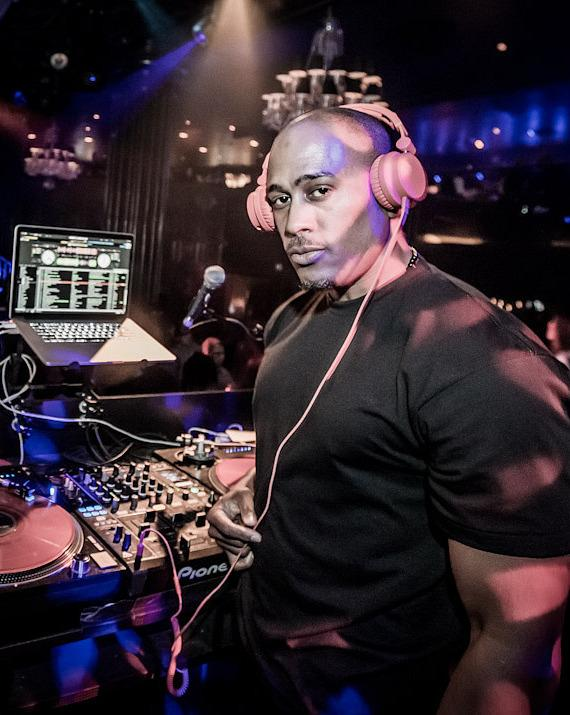 Ali of A Tribe Called Quest performs at Body English in Las Vegas