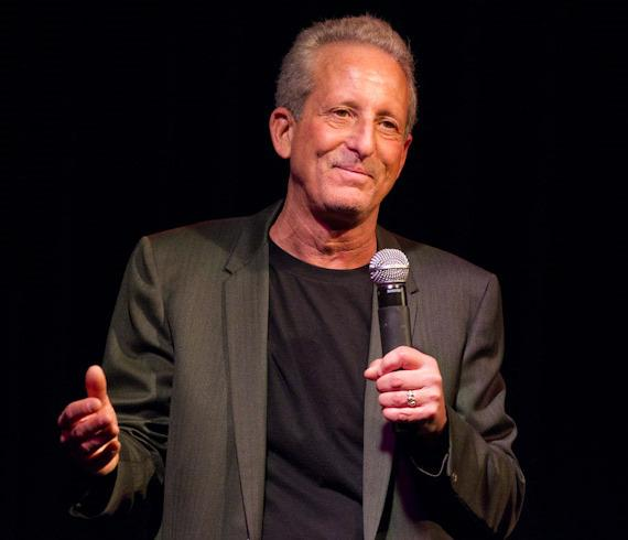 Bobby Slayton performs at Hooters Casino in Las Vegas