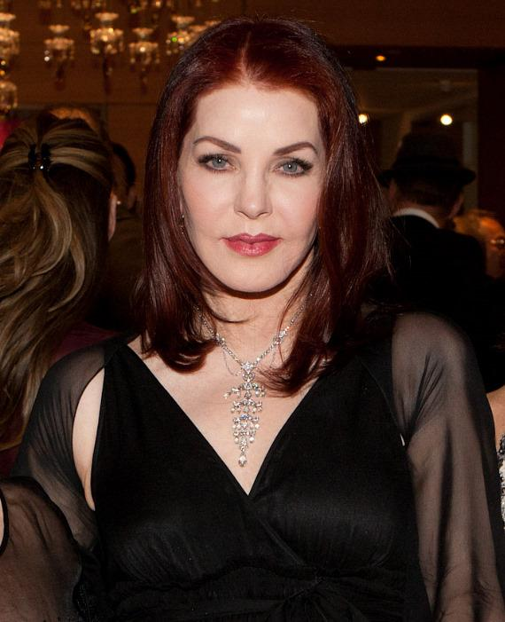 Nevada Ballet Theatre Honors Priscilla Presley as 2011 Woman of the Year