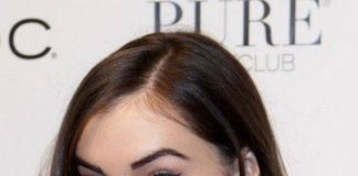 Sasha Grey at PURE Nightclub