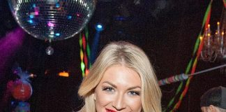 "Stassi Schroeder of Bravo's ""Vanderpump Rules"" Parties at Hard Rock Hotel & Casino Las Vegas"