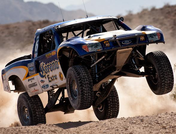 The Great American Off-Road Race -- The Legendary General Tire Mint 400 -- Returns to Las Vegas