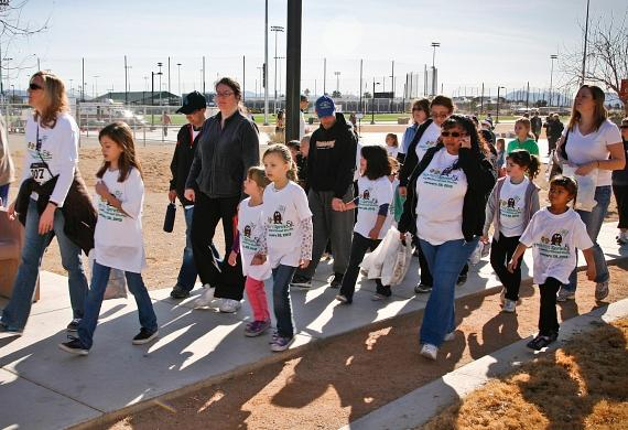 Race to Town Square Las Vegas Jan. 26 to Support Leadership Programs for Girl Scouts in Southern Nevada