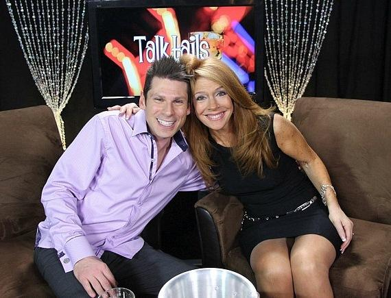 Mike Hammer and Kelly Clinton-Holmes on Talktails