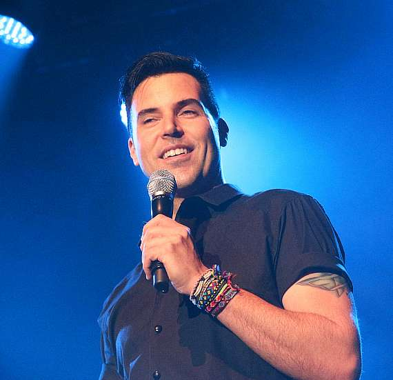 Frankie Moreno perrforms 500th Show at The Stratosphere in Las Vegas