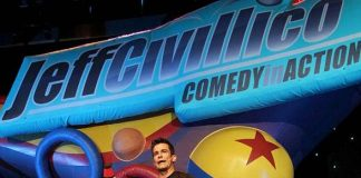 "Juggler Jeff Civillico Celebrates 2-Year Anniversary of ""Comedy in Action"" at The Quad in Las Vegas"
