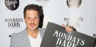 Mark Shunock hosts Mondays Dark