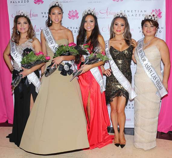 2014 Miss Asian Winners