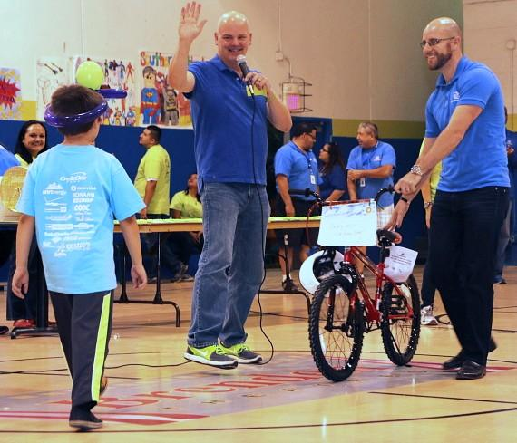 """Boys and Girls Clubs of Southern Nevada host 2014 """"Boys Nite Out"""""""
