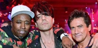 Eddie Griffin Parties with Lil Jon & Criss Angel at Surrender Nightclub
