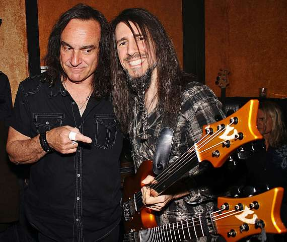 Vinnie Appice and Bumblefoot