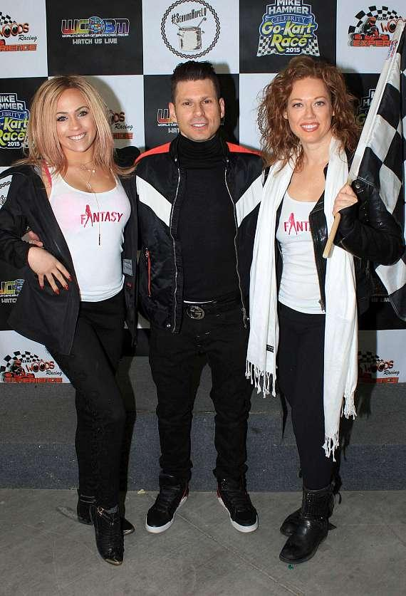 Comedian Mike Hammer and Friends Raise Money for Charity at