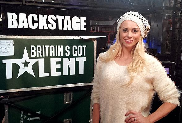 Chloe Crawford to appear this Saturday on Britain's Got Talent