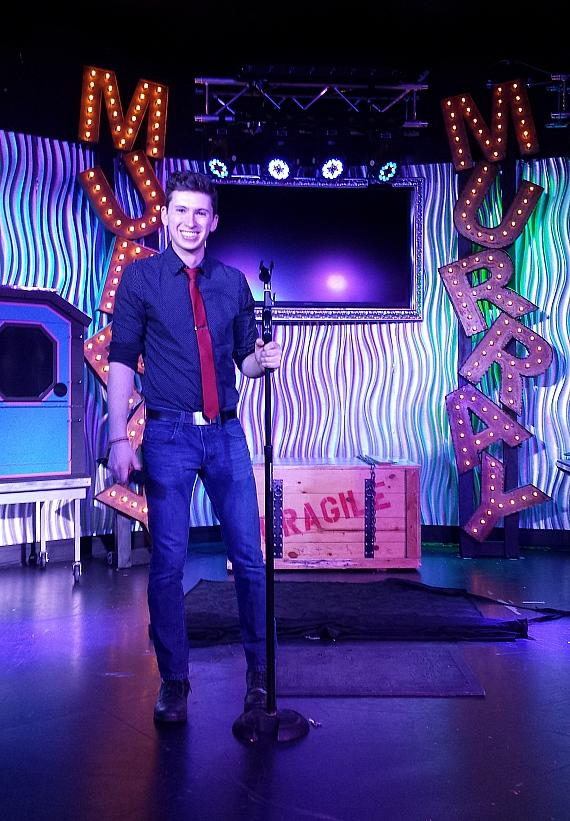 Magician Ben Young guest stars in MURRAY 'Celebrity Magician' at Planet Hollywood Resort & Casino