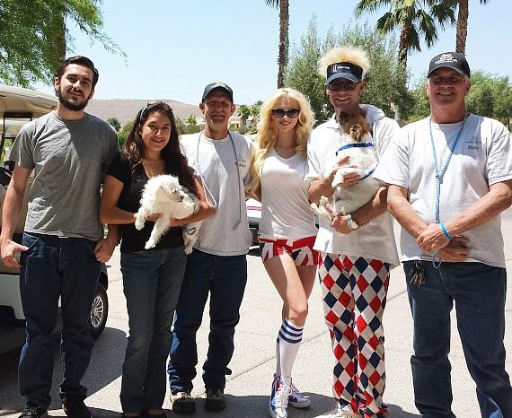 Murray & Chloe's 'Beggin' For Golf' Charity Event a Huge Success