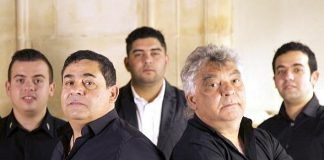 Wynn Las Vegas Presents The Gipsy Kings Featuring Nicolas Reyes and Tonino Baliardo August 17-18