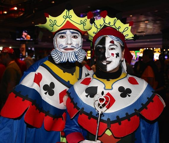 Vegas' biggest Halloween Bash takes over the D Casino Hotel and Fremont Street Experience