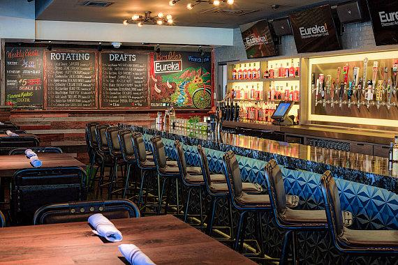 Offering Guests a Local Blend of America's Best Food and Spirits in an Exciting and Social Atmosphere, Eureka! is Set to Open in Downtown Las Vegas in February 2018