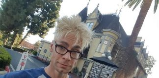 MURRAY 'Celebrity Magician' performs at Hollywood's Magic Castle